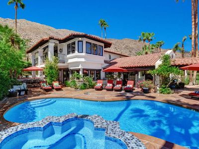 Photo for Exclusive Tennis Home + Mtn Views! Sleeps 10 Adults+2 Children*
