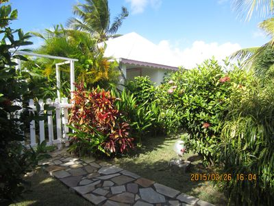 Photo for 2BR Bungalow Vacation Rental in Saint-François, Guadeloupe