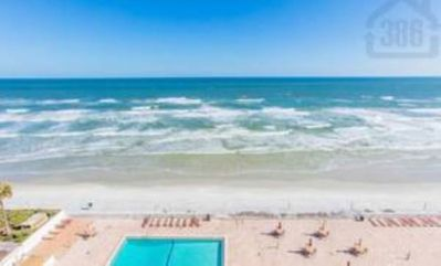 Photo for Daytona Beach Ocean Front/Fully Furnished Monthly Rental
