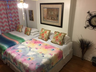 Photo for A Safe & Pleasant Time in NYC - 1 Bedroom 1 bath near Central Park & Museum Mile
