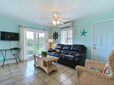 Photo for New Home! People watching, ocean views and enjoying ocean breezes are the onl