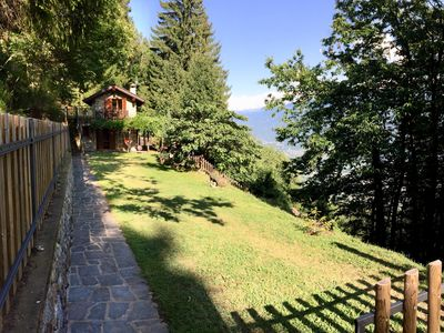 Photo for Baita Nonna Maria - Cottage in the Natural Reserve