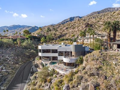Photo for New Listing! Dramatic Hillside Estate with Panoramic Views, Cinema Room, and Infinity Pool