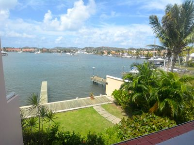 Photo for #14b The Harbour, Water-Front 2-Bed Apartment