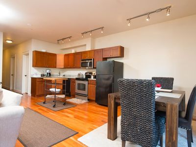 Photo for Spring Special! NW District! Free Parking! Newer condo Walk Score 95!