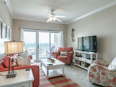 Photo for *New Rental* Comfortable, clean, fantastic location! Beachfront in Gulf Shores!