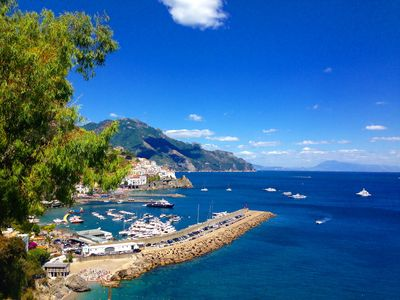 Photo for Mondrian in Amalfi sea view and garden