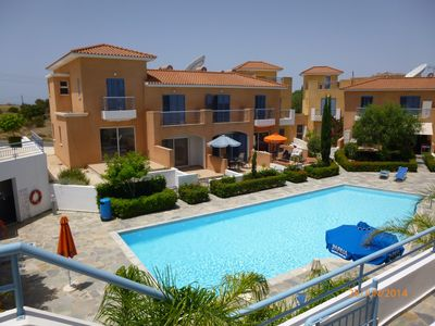 Photo for Luxury Townhouse In Small Complex  Looking Out To The Sea At The Front