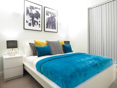 Photo for Modern design one bedroom apartment in the heart of Jewellery Quarter