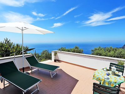 Photo for Vacation home La Casetta di Luca in Massa Lubrense - 6 persons, 3 bedrooms