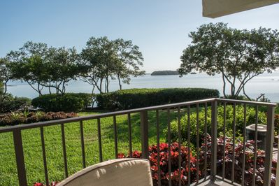 Splendid views from your personal balcony!