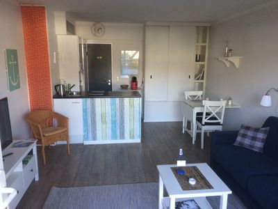 Photo for North Sea, dike and beach for 2 people Modern and central