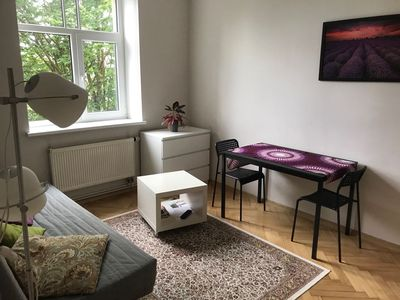 Photo for Sunny and peaceful flat near the city centre