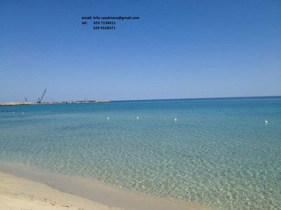 Photo for SALENTO - SAN FOCA 50 meters from the sea