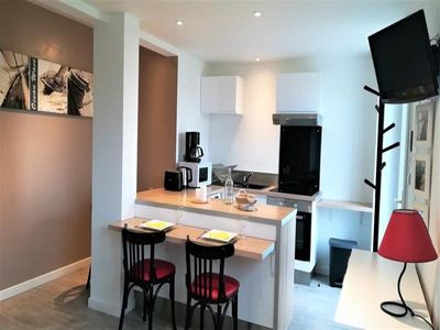 Photo for Apartment Pornic, 2 bedrooms, 4 persons