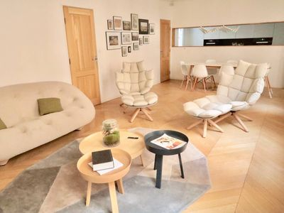 Photo for Luxury family apartment, Saint Germain-Odeon 85 m2