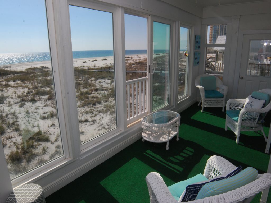 6 Bedroom Beach House Direct Beach Front In Orange Beach Orange Beach Alabama Gulf Coast