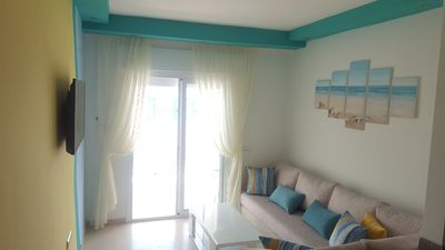 Photo for 2BR Apartment Vacation Rental in Cabo Negro, Tangier-Tétouan-Al Hoceima