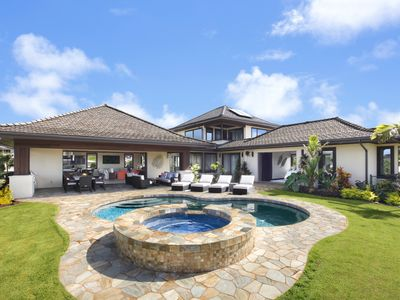 Photo for Akahai at Poipu Beach: ELITE HOME W/PRIVATE POOL & CENTRAL AC!