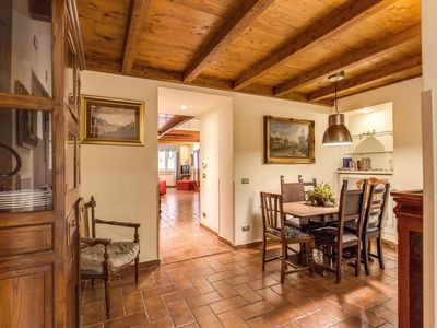 Photo for Rome by FEET great experience for family and friends 3 Bedrooms Ar Con FAST WIFI