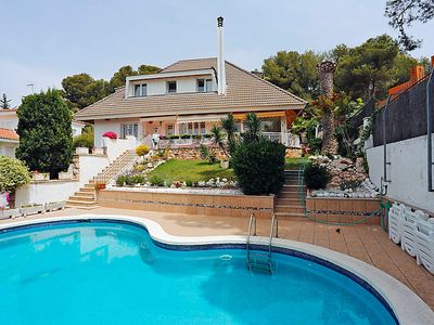 Photo for Vacation home La Mora in Torredembarra - 12 persons, 5 bedrooms