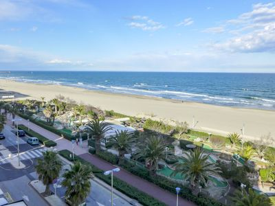 Photo for Apartment MILOS in Canet-Plage - 2 persons, 1 bedrooms