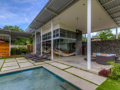 Photo for Spacious Modern Home w/pool in gated community