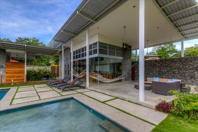 the spacious and modern home Jardin del Mar