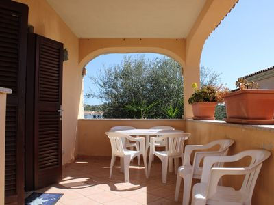 Photo for Beautiful East apartment, in the lu Fraili area in the middle of all the most beautiful beaches of Sardinia