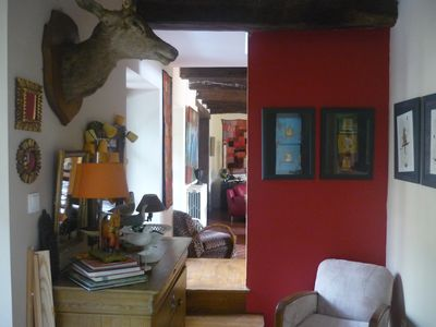 Photo for Promotion! Beautiful house in the heart of St Suliac, beautiful village near St Mal