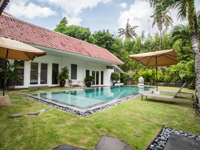 Photo for 2BR Villa Canggu Hideaways surfing area