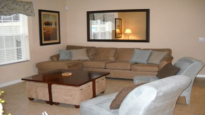 Photo for Disney On Budget - Paradise Palms Resort - Feature Packed Cozy 5 Beds 4 Baths Townhome - 4 Miles To Disney