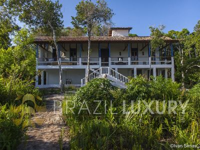 Photo for Five bedrooms Villa with Lake & Beach on the middle of the nature.