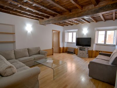 Photo for Rinidia - Roma Centro - Redentoristi - 14 pax - 5 Bedrooms