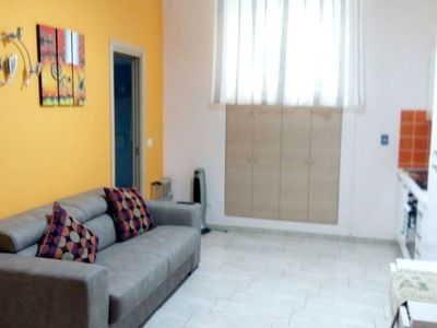 Photo for Beautiful apt in Roma and Wifi