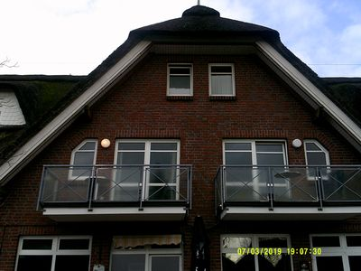Photo for Lutt Hus, apartments (for up to six people) in Hooksiel / Wangerland
