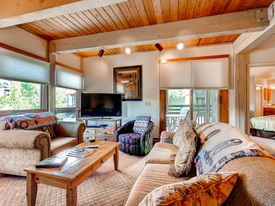 Photo for Cozy Mountain Condo w/Generous Space to Relax-Close to Base Area Activities/Pool