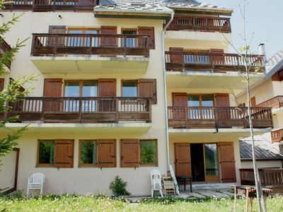 Photo for Beautiful apartment at the foot of the slopes 8 people