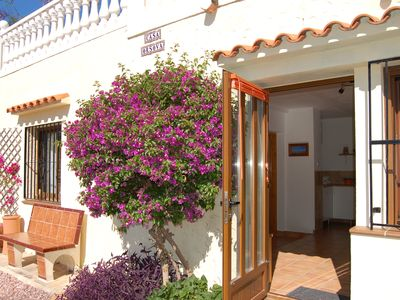 Photo for 1BR Apartment Vacation Rental in El Aspre, Valencian Community