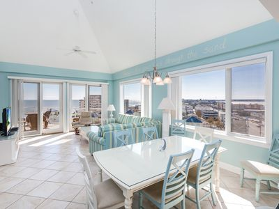 Photo for Meridian 1003W - Enjoy the views from this large penthouse unit.