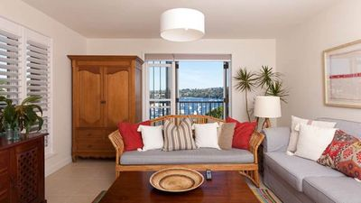 Photo for Sydney Harbour side Clontarf Apartment