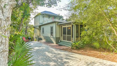 Photo for Sand Piper- Seacrest Beach 2 min walk to beach and heated pool
