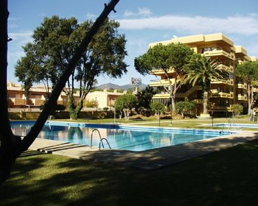 Photo for Next Hotel Marbella Playa, 250 m from the Alicate beach, very quiet