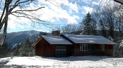 Photo for Mountain Top Home with Views - Great Deck & Large Yard