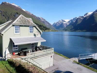 Photo for Vacation home Trondhuset (FJS007) in Balestrand - 8 persons, 4 bedrooms