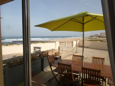 Photo for Terraced house *** on the dune, breathtaking views of the ocean and sandy beaches