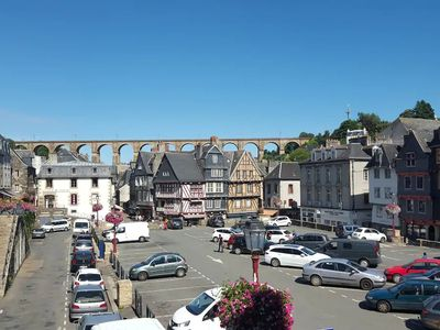 Photo for Nice apt in Morlaix and Wifi
