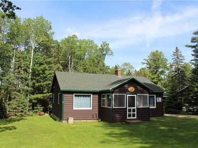 Photo for 2 Bedroom cottage in Rangeley Manor, with great 3 season porch and large yard!