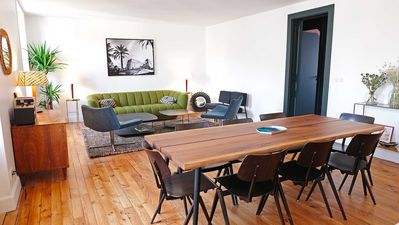 Photo for 3BR Apartment Vacation Rental in Biarritz, Nouvelle-Aquitaine