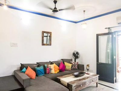 Photo for Extravagant 3Bed Villa near Calangute
